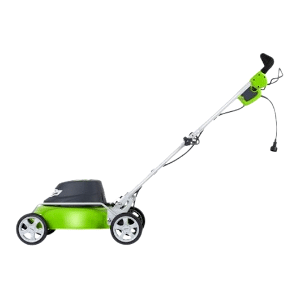 Lawn Mower Greenworks 25012 review
