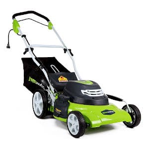 GreenWorks 20-Inch Lawn Mower Review